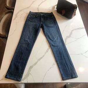 FABRIZIO GIANNI JEANS, High Waisted, Straight 2